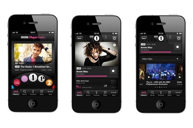 BBC iPlayer Radio iOS App