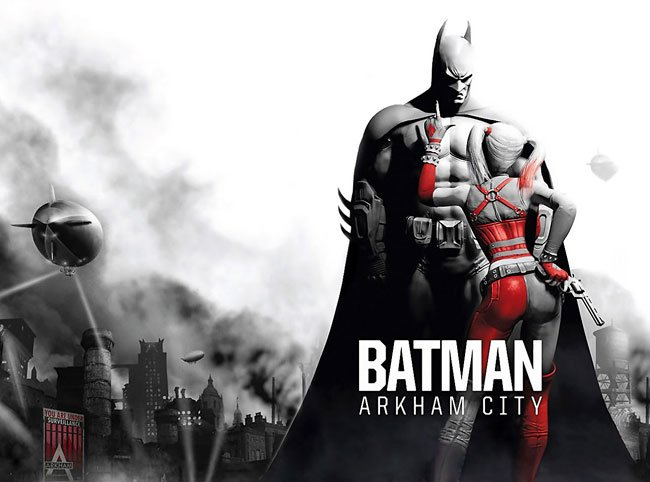 Batman: Arkham City for mac