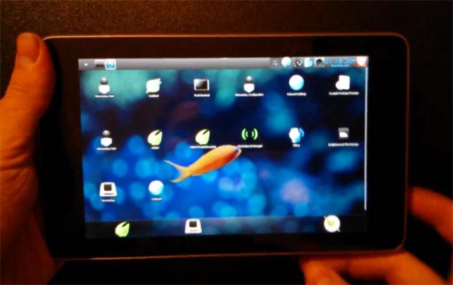 Bodhi Linux Nexus 7
