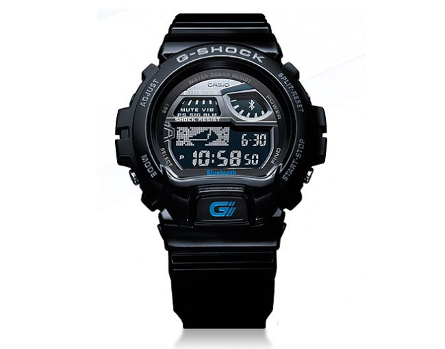 Casio G-Shock iPhone Watch