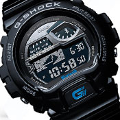 Casio G-Shock iPhone Linking Bluetooth Watch Launches (video)