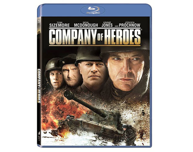 Company Of Heroes Blu Ray Trailer Released