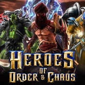 Gameloft Heroes of Order and Chaos Arrives On Android (video)