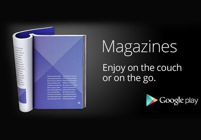 Google-Magazines