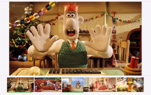 Google+ Hangouts Receive Festive Help From Wallace And Gromit (video)