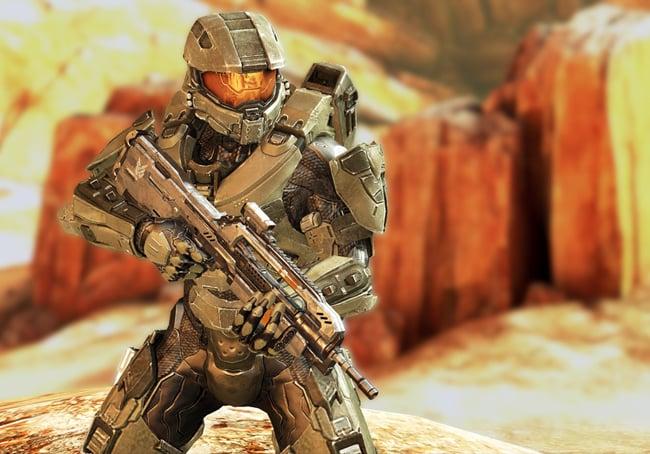 Halo 4 Crimson Map Pack