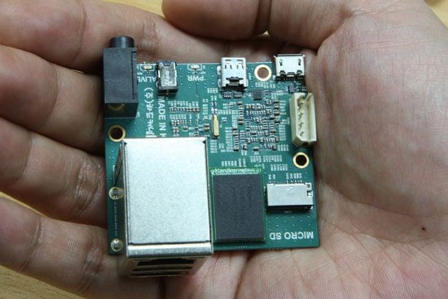 Hardkernel Quad-Core Exynos ODROID-U Developer Boards
