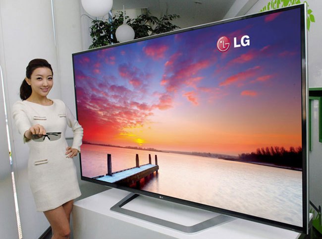 LG 84 Inch Ultra HD TV