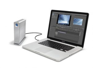 LaCie d2 Combines Both Thunderbolt And USB 3.0 Connectivity