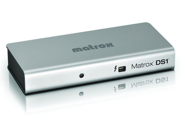 Matrox DS1 Thunderbolt