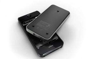 Mojo Hi5 Powerpack iPhone 5 case