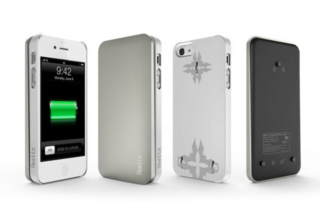 Mojo Hi5 Powerpack iPhone 5 case
