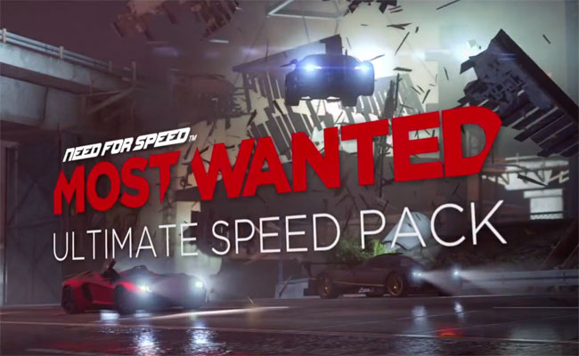 Need for Speed Most Wanted Ultimate Speed Pack