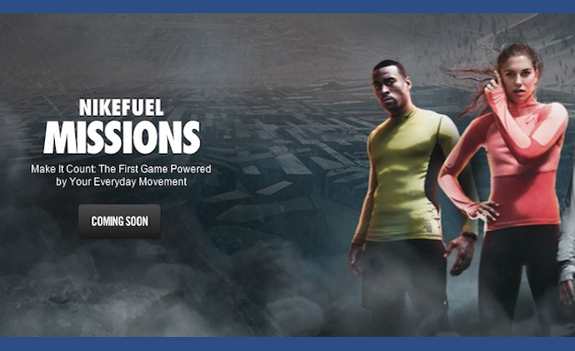 NikeFuel Missions