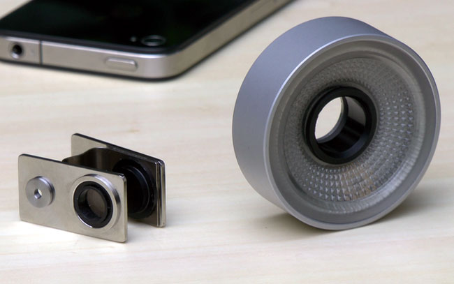 PhoneScope 3D Macro Lens For iPhone