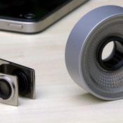 PhoneScope 3D Macro Lens For iPhone (video)