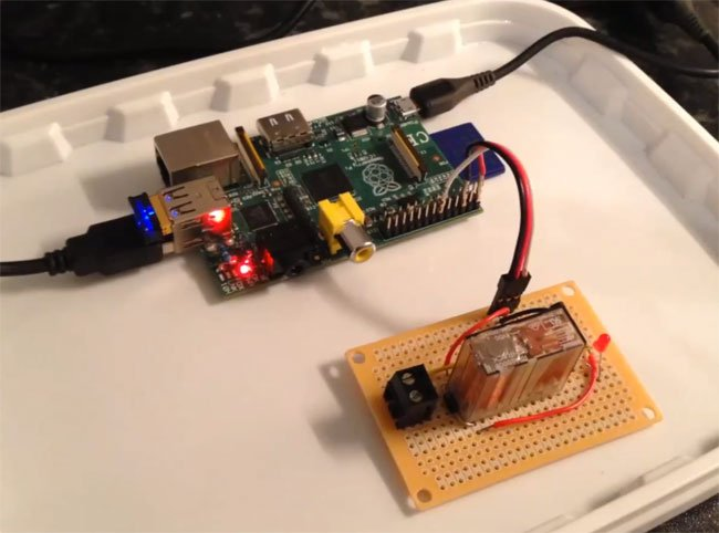 Raspberry Pi And Siri Combined To Create DIY Voice