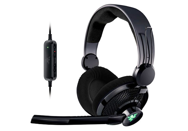 Razer Carcharias Xbox 360 Headset