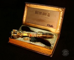 Awesome Replica of River Song's Sonic Screwdriver