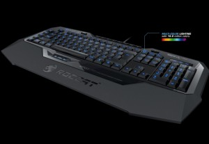 Roccat ISKU FX Gaming Keyboard Now Available Worldwide For $100