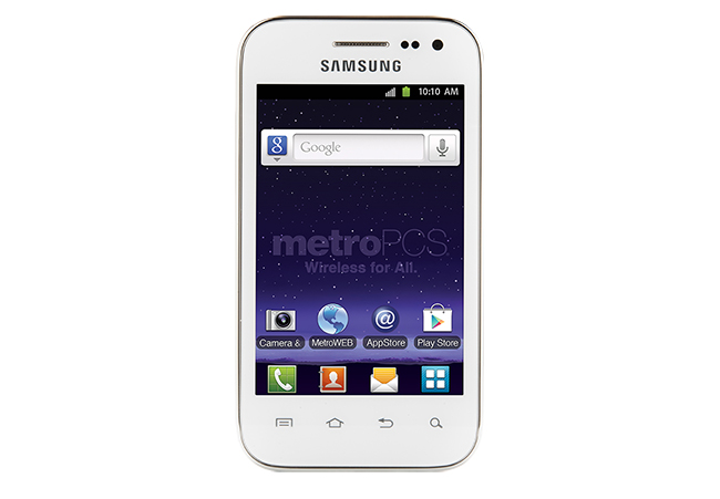 Samsung Galaxy Admire 4g Announced For Metropcs