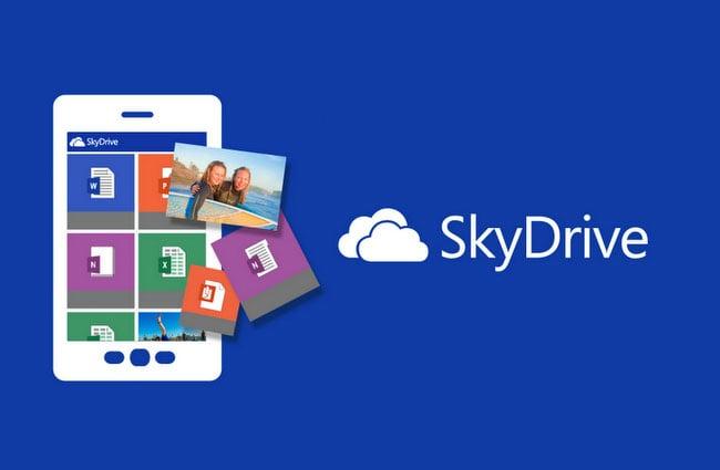 SkyDrive Media Player