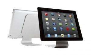 Minimalist Slope Tablet Stand Created For iPad, Nexus 7&10, Kindle+ (video)