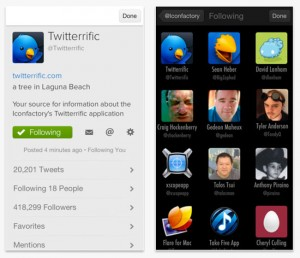 Twitterrific 5 Rolls Out To iOS Devices