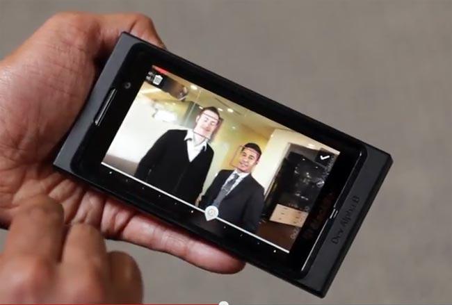 BlackBerry 10 Camera