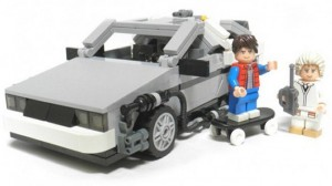 Lego is officially going Back to the Future