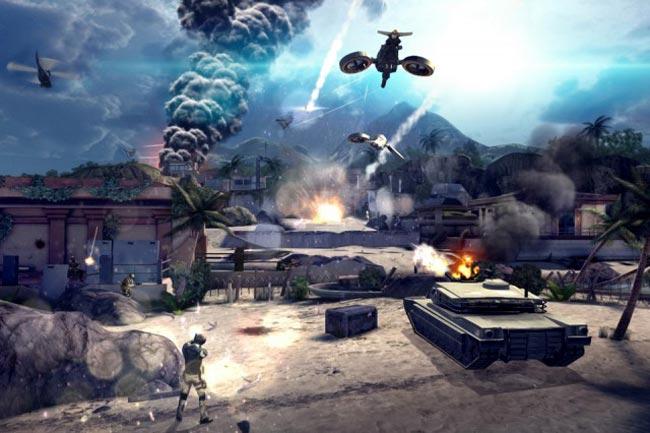 Gameloft Modern Combat 4: Zero Hour