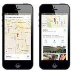 Google Releases Google Maps For iOS SDK