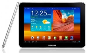 Original Galaxy Tab 8.9 Gets Android 4.0 ICS Update