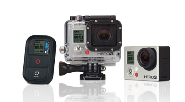 Foxconn invests $200 million in GoPro