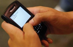 Walking while texting is on the rise, could lead to more accidents