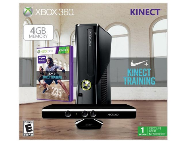 Xbox 360 Nike+ Kinect Training Bundle Gets Official
