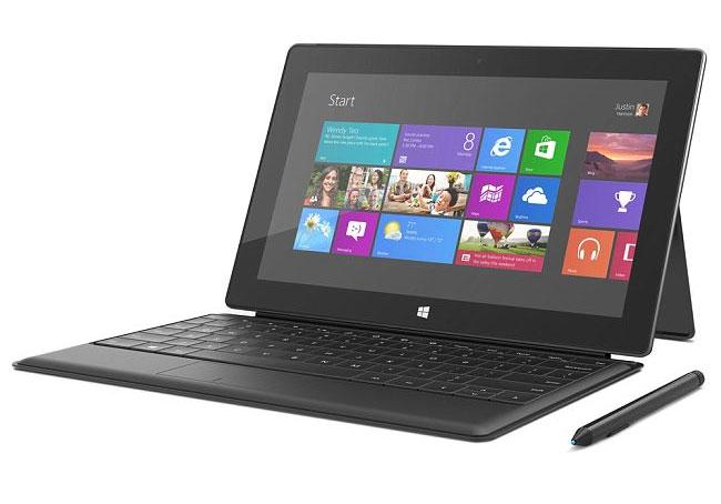 128GB Microsoft Surface Pro