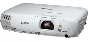 Epson Unveils New 3-D Home Cinema 750HD Projector