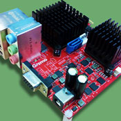 GizmoSphere Launches AMD APU-based Gizmo Development Board Kit (videos)