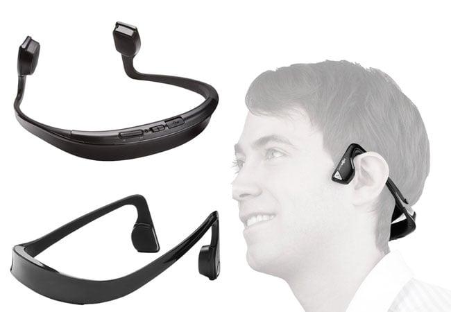 AfterShockz Wireless Bone-Conduction Bluez Headphones
