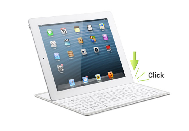 Archos Ultrathin iPad Bluetooth Keyboard