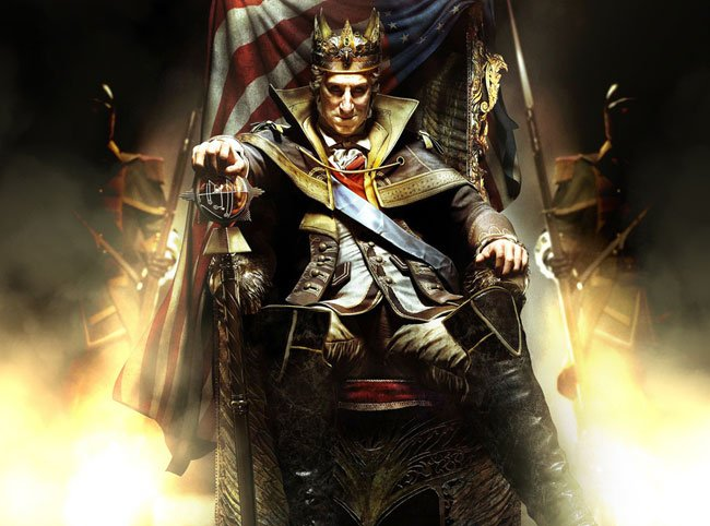 Assassin's Creed 3: The Tyranny of King