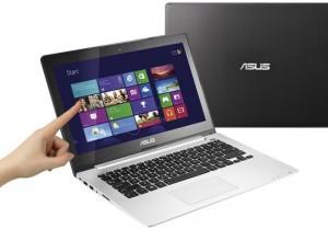 Asus VivoBook S300 Touchscreen Notebook Unveiled