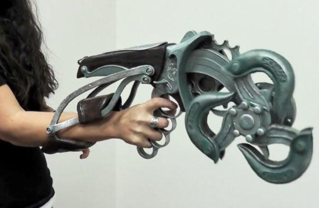 BioShock Infinite Sky-Hook Replica
