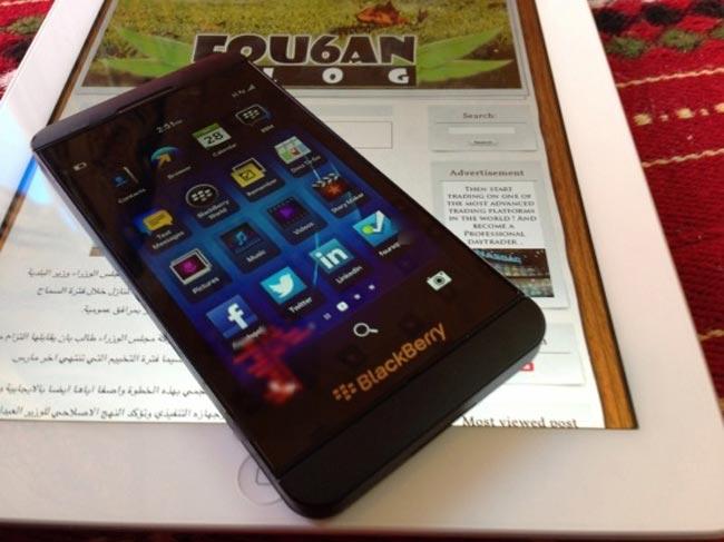 BlackBerry10Z103