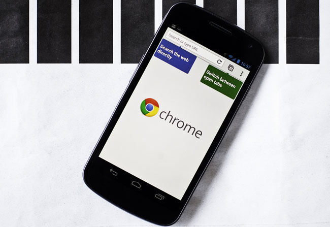 Chrome Android Beta Browser