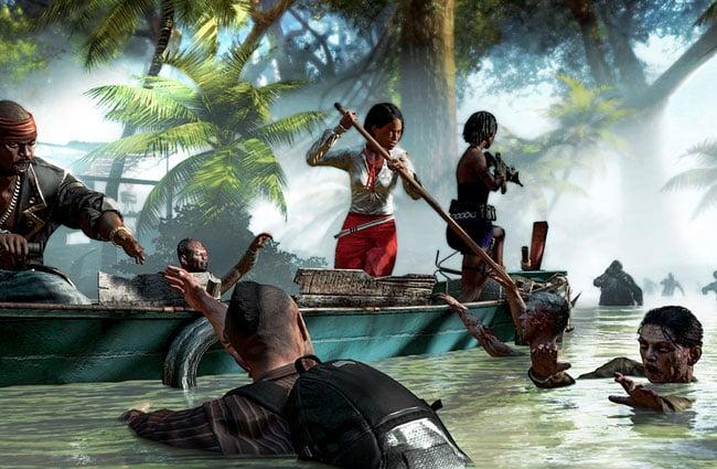 Dead Island Riptide Gameplay