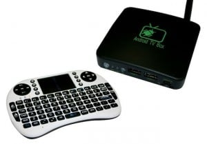 Diamond Multimedia AMP2000 Android Set-top Box Announced