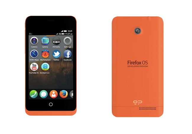 First Firefox Smartphone Unveiled By Mozilla For Developers