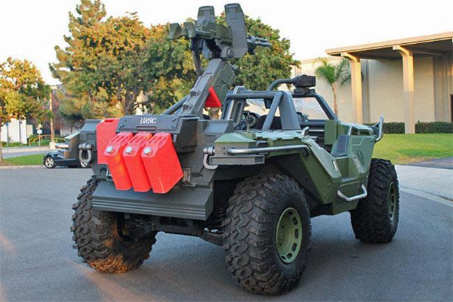 Real Life Halo Vehicles: Halo-Warthog-1